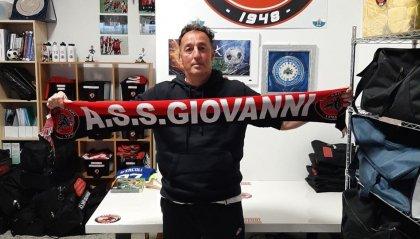 San Giovanni: Marco Tognacci è il nuovo allenatore