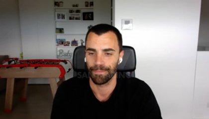 """Simoncini a Telestadio: """"Cecchetti il miglior allenatore che abbia mai avuto"""""""