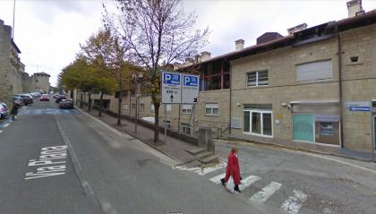 San Marino: 35enne marchigiano precipita dal parapetto nei pressi di Palazzo SUMS, è grave