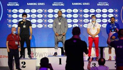 Myles Amine bronzo a Varsavia, sale al 4° posto del ranking mondiale