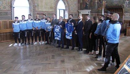 Nazionale di Rugby 7 dalla Reggenza: si celebra il successo sulla Slovenia