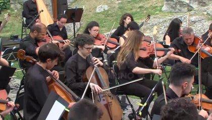 Concerto di fine anno dell'IMS alla Cava dei Balestrieri: la festa della ripartenza in musica