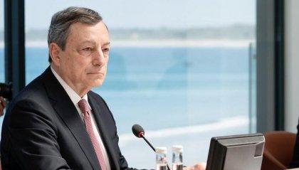 Draghi annuncia, rivedremo l'adesione alla via della seta