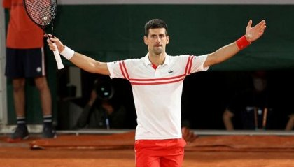 Djokovic vince il Roland Garros