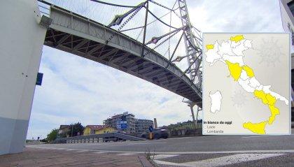 Covid19: San Marino tra zona 'bianca' e zona 'gialla'