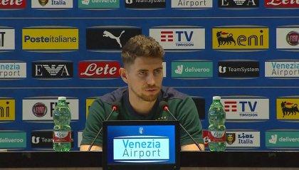 """Jorginho """"Siamo un gruppo unito e nessuno si è montato la testa per una vittoria"""""""