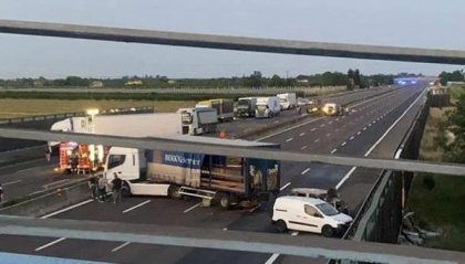 Assalto a portavalori tra Modena e Bologna: colpo fallito e banditi in fuga