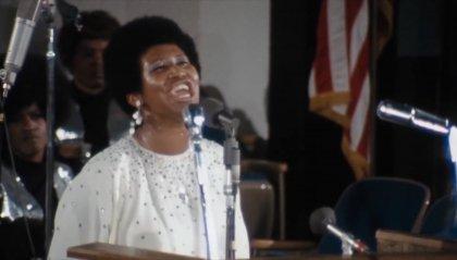 Che meraviglia! Aretha Franklin al cine