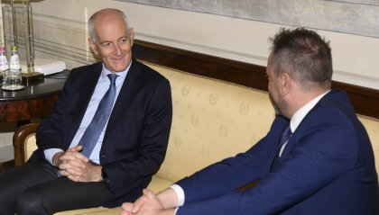 Rapporti bilaterali: visita in Repubblica del Sottosegretario italiano Gabrielli. Confronto sulla sicurezza