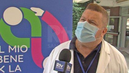 """Covid San Marino, Sergio Rabini ISS: """"Raggiunta immunità di gregge con 75% vaccinati"""""""