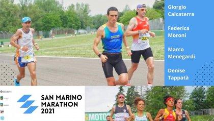 Divertimento e spettacolo assicurati alla San Marino Ekiden Marathon e alla San Marino Marathon 2021
