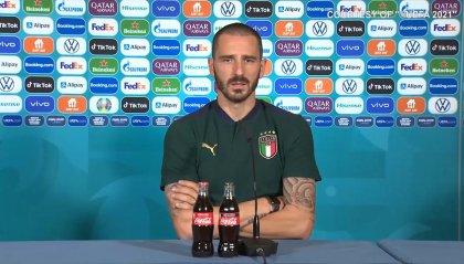 """Bonucci esalta il gruppo: """"Siamo una squadra vera"""""""