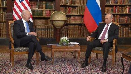 A Ginevra il faccia a faccia più atteso dalle diplomazie di mezzo mondo,tra Biden e Putin
