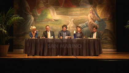 Il pensiero di Piero Calamandrei al centro della serata pubblica promossa dalla Segreteria di Stato alla Cultura