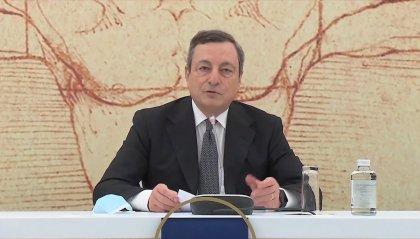 Draghi firma il decreto per il green pass: al via dal 1° luglio