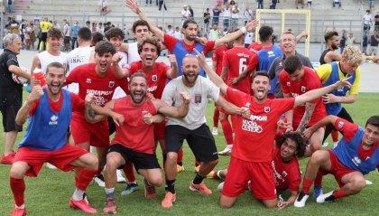 Fiorenzuola in C, Rimini ai play off