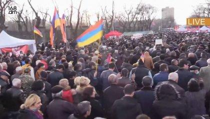 Elezioni Armenia: Giovagnoli e Muratori tra gli osservatori
