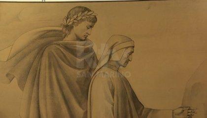 Inaugurata al Museo San Francesco la mostra per celebrare il 700° della morte di Dante Alighieri