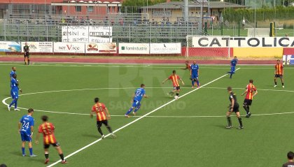 Marignanese – Rimini 2-2. Biancorossi ai play off