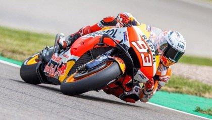 Il GP di Germania a Marc Marquez