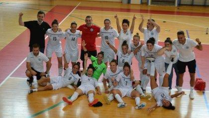 Futsal Femminile: San Marino Academy promossa in serie A/2