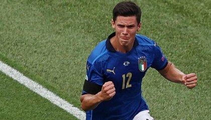 Italia - Galles 1-0