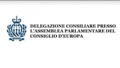 Delegazione sammarinese all'Assemblea Parlamentare del Consiglio d'Europa