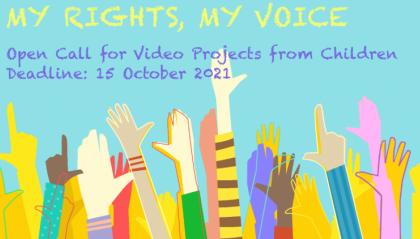 """""""My rights, my voice"""":  San Marino promuove il progetto sui diritti dell'infanzia"""