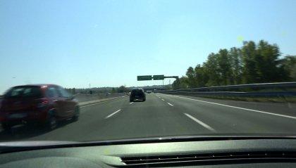 Furto in autostrada: 63enne inseguito per oltre 200 chilometri