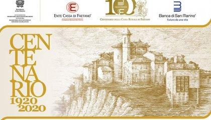 San Marino e i primi  100 anni della Cassa Rurale di Faetano