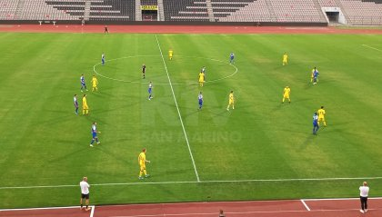 Folgore-Prishtina 0-2