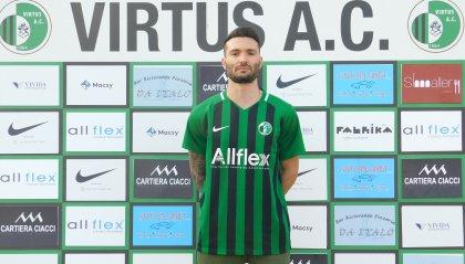 Luca Sorrentino è della Virtus