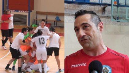 Futsal Femminile: San Marino Academy in Serie A2, si fa la storia