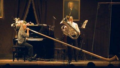 'Musikanten' comici da circo a Parma