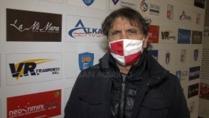 Rimini: si chiude il rapporto con Ivano Bonetti
