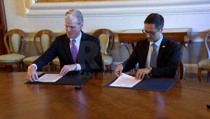 Sottoscritto il memorandum fra San Marino e Amazon Web Services