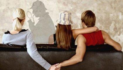 """Il Detective scopre gli amanti e il """"consulente emozionale"""" li separa"""