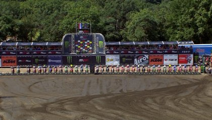 MXGP, Gajser vince il GP d'Olanda e allunga. Cairoli fa sua gara2