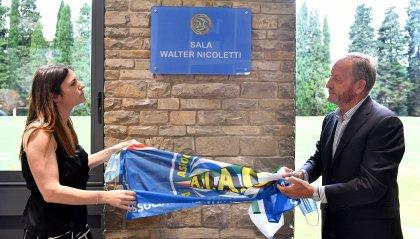 AIAC: Inaugurata la sala Walter Nicoletti