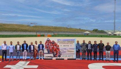 Gran premio Octo San Marino - Rimini: ecco il poster di Aldo Drudi