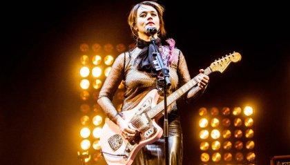 """Carmen Consoli annuncia il suo """" Volevo fare la rockstar"""""""
