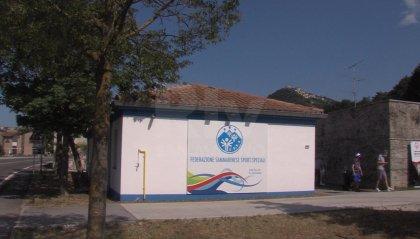 Terminati ad Acquaviva i lavori di ristrutturazione della sede di FSSS