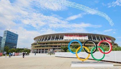 Si aprono i giochi olimpici, presenti le massime istituzioni sammarinesi