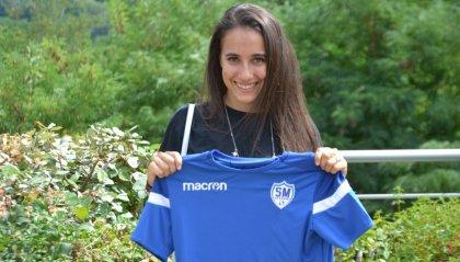 Giorgia Bertolotti nuovo acquisto della San Marino Academy
