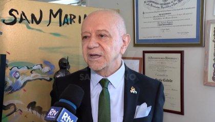 """Ambasciatore Cadelo: """"Una medaglia di San Marino a queste Olimpiadi sarebbe la realizzazione di un sogno"""""""