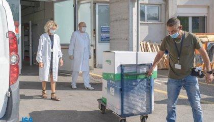 San Marino consegna all'Italia oltre 8mila dosi di Pfizer. Ciavatta 'Mutua collaborazione sanitaria'