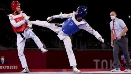 Dell'Aquila prima medaglia d'Italia: è finale nel taekwondo -58 kg