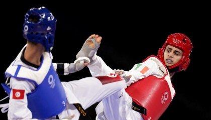 Dell'Aquila d'oro nel taekwondo