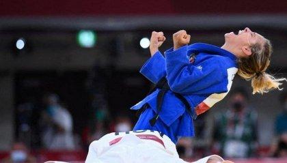 Judo:  bronzo per Odette Giuffrida