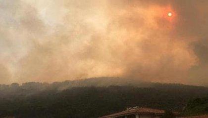 Sardegna in fiamme: quattrocento persone evacuate nell'Oristanese